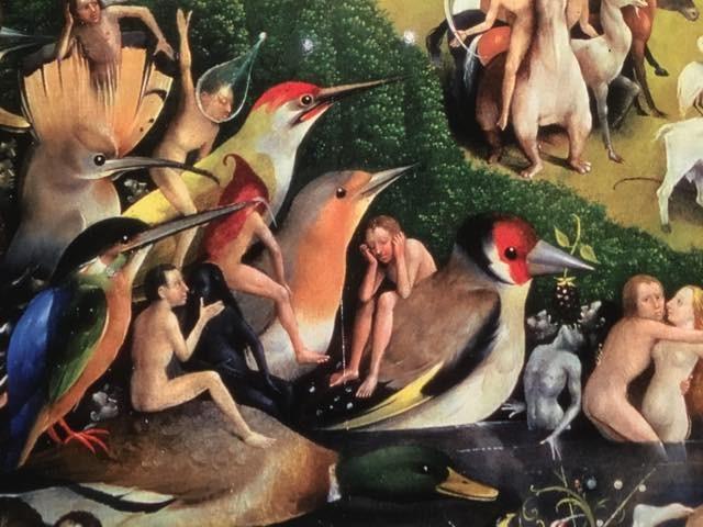 vogels tuin der lusten