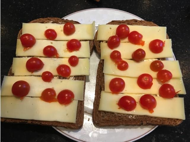 tomaatopbrood